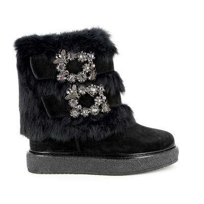 Boots Alma En Pena Noir