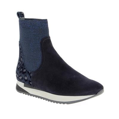 Boots Maripe Bleu