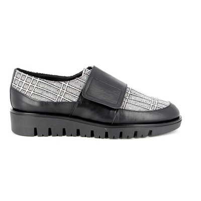 Moccassins Three6five Noir