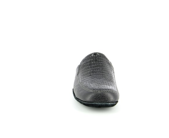 Pantoffels Cypres Zwart