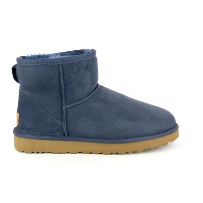 Boots Ugg Bleu