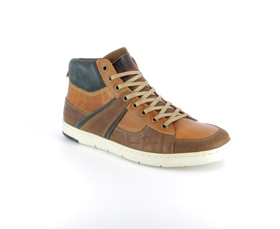 Bottines Cypres Cognac