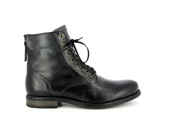 Bottines Sneaky Steve Noir