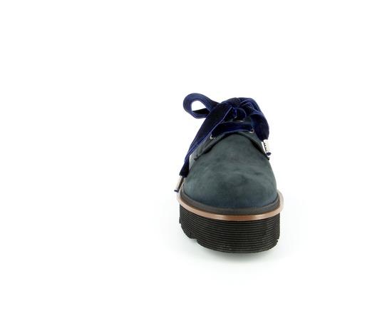 Veterschoenen Cypres Blauw