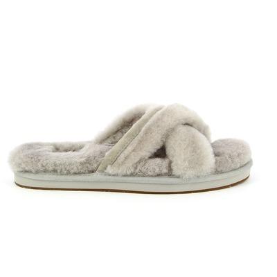 Pantoffels Ugg Grijs