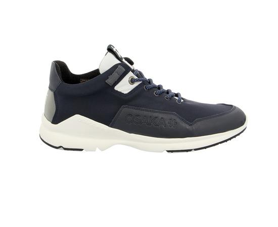 Sneakers Osaka Blauw