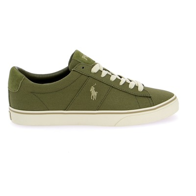 Sneakers Ralph Lauren Kaki