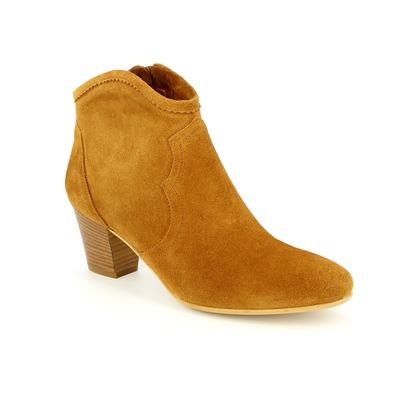 Boots Lamica Cognac