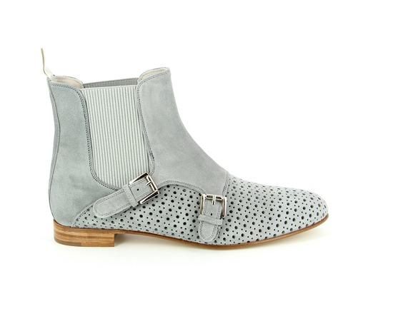 Boots Pertini Gris