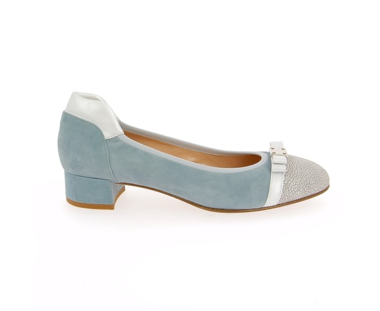 Ballerinas Voltan Hemelsblauw