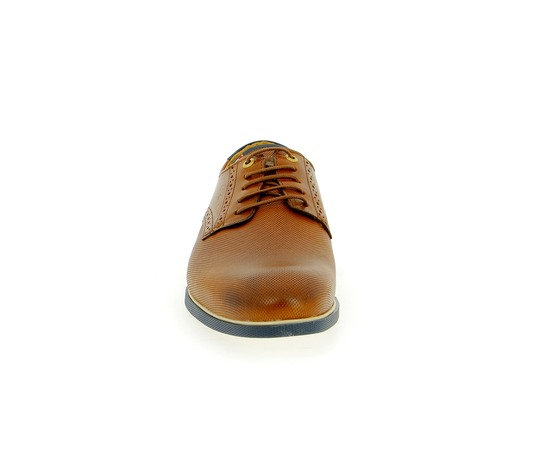 Veterschoenen Pantofola D'oro Cognac