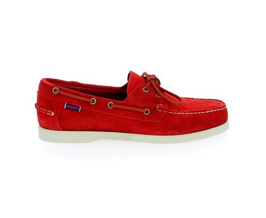 Bootschoenen Sebago Rood