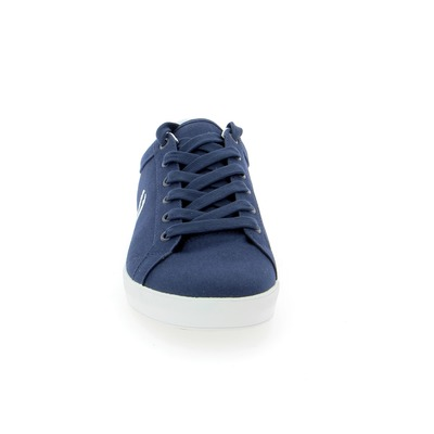 Basket Fred Perry Bleu