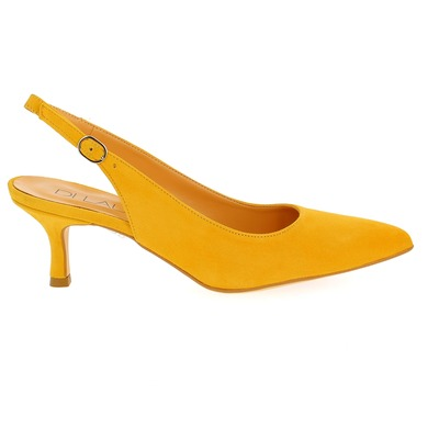 Pumps Di Lauro Geel