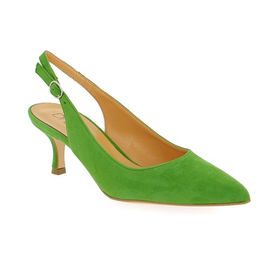 Pumps Di Lauro Groen