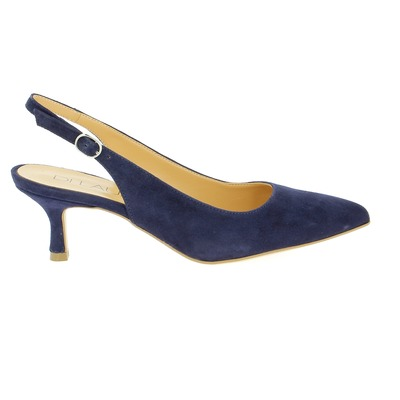 Pumps Di Lauro Blauw