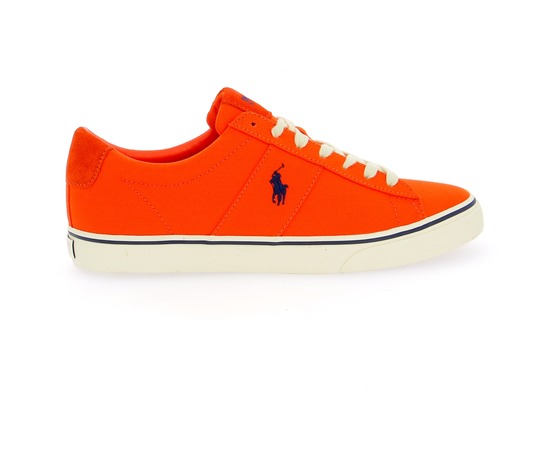 Sneakers Ralph Lauren Oranje