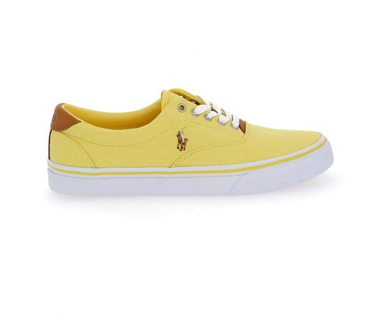 Sneakers Ralph Lauren Geel