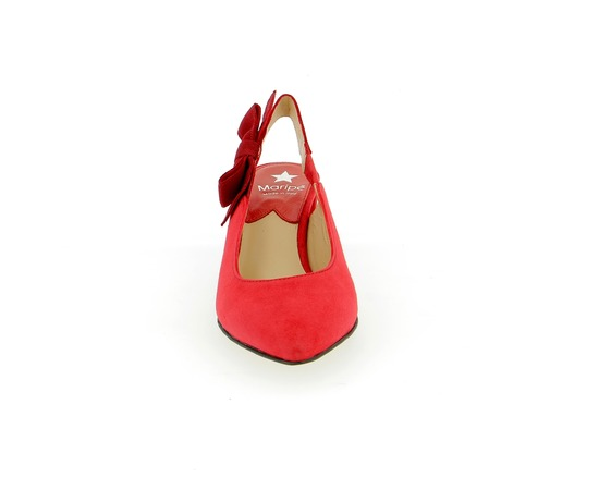 Pumps Maripe Rood