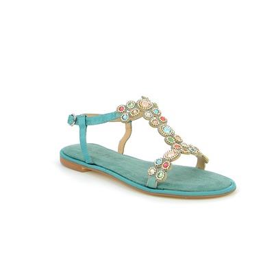 Sandales Alma En Pena Vert