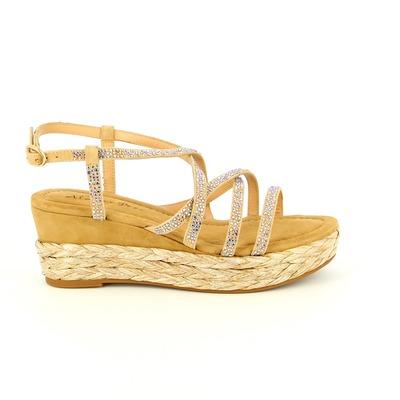 Sandales Alma En Pena Beige