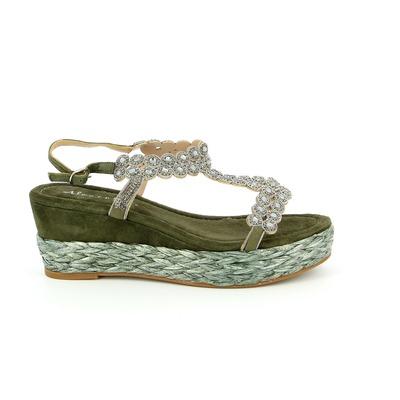 Sandales Alma En Pena Kaki
