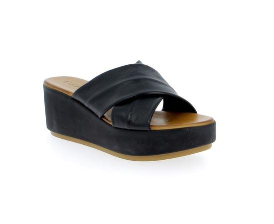 Muiltjes - slippers Inuovo Zwart