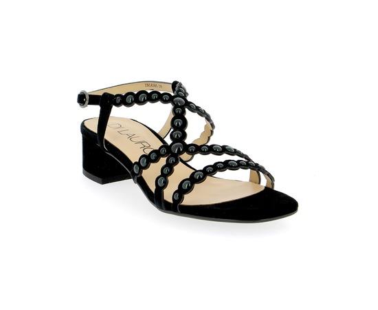 Sandales Di Lauro Noir