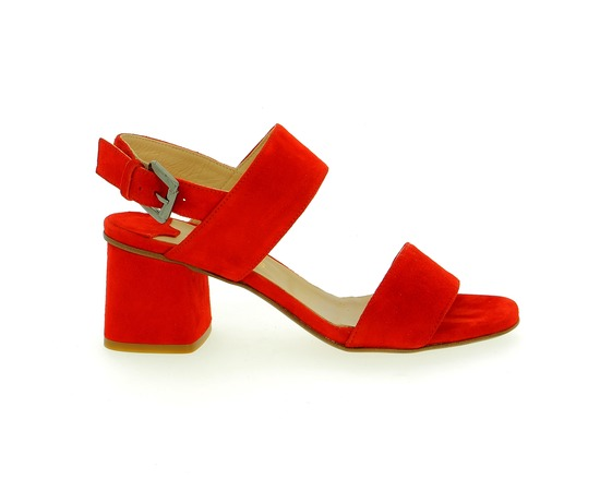 Sandales Lamica Rouge