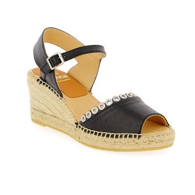 Sandales Kanna Noir