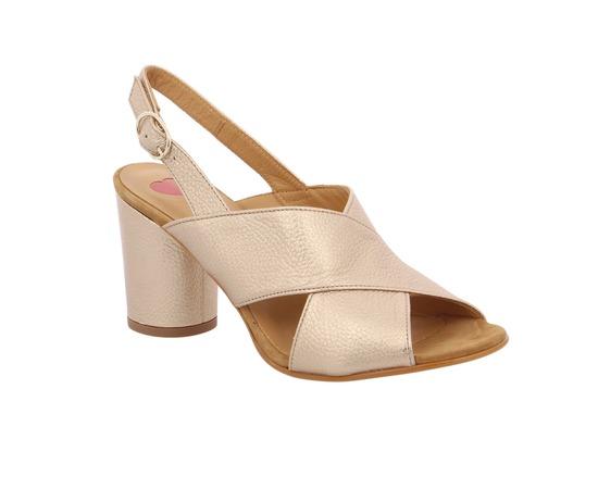 Sandales J'hay Platine