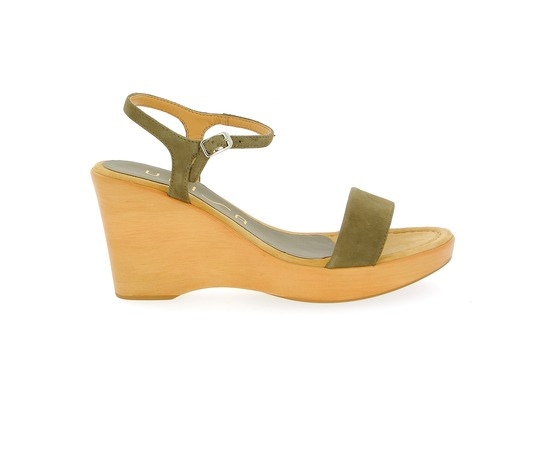 Sandales Unisa Kaki
