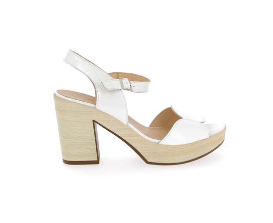 Sandales Wonders Blanc