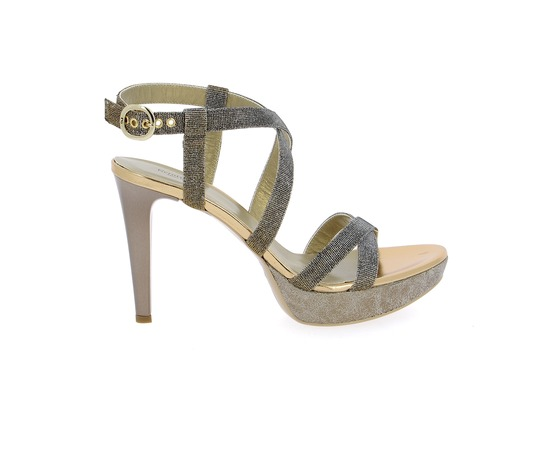 Sandales Nero Giardini Bronze