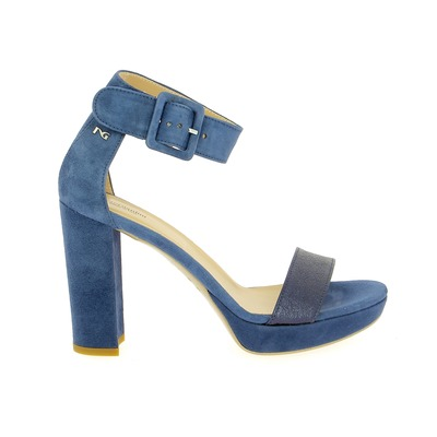 Sandalen Nero Giardini Blauw