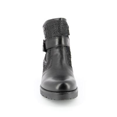 Boots Nero Giardini Noir