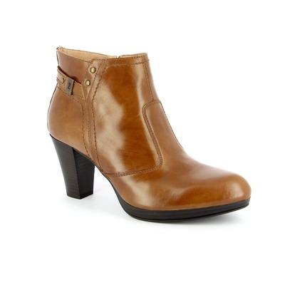 Boots Nero Giardini Cognac