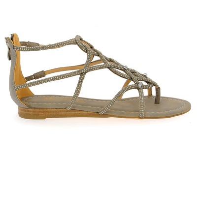 Sandales Alma En Pena Pewter