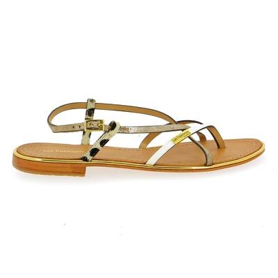 Sandalen Tropezienne Beige