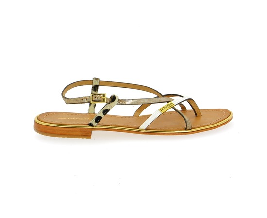 Sandales Tropezienne Beige