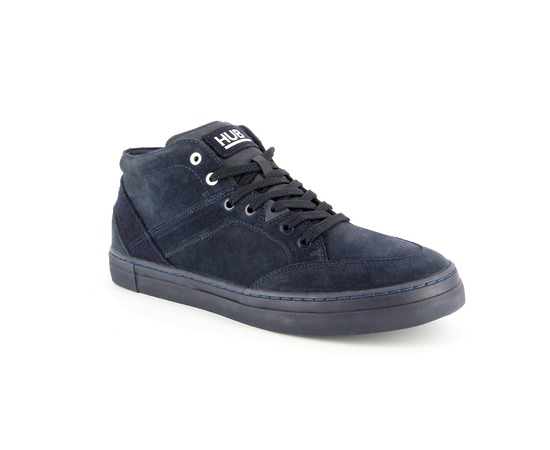 Bottines Hub Bleu