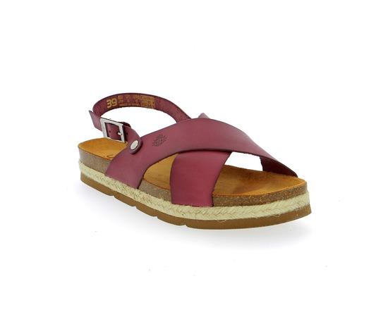 Sandales Yokono Bordeaux