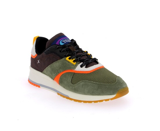Sneakers Scotch & Soda Kaki