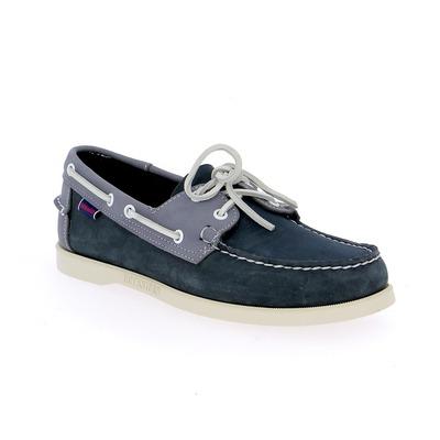 Bootschoenen Sebago Blauw