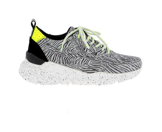 Sneakers Poelman Zebra