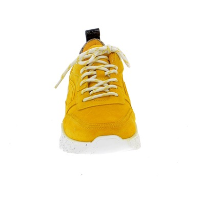 Sneakers Poelman Geel