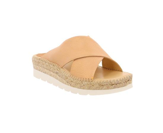 Muiltjes - slippers Kanna Goud
