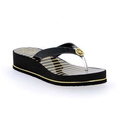 Muiltjes - slippers Guess Goud