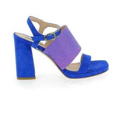 Sandales Floris Van Bommel Bleu