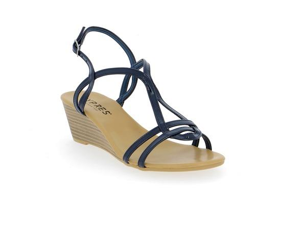 Sandales Cypres Bleu